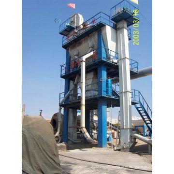Перемежающийся завод принудительного асфальтирования серии LB