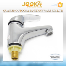 high quality chrome plated single handle wash basin tap models