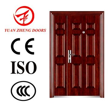 China de boa qualidade Steel Double Door
