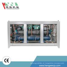 China fabricante resfriador de água refrigerada com compressor sanyo