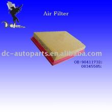 Filtro de aire de rendimiento Opel