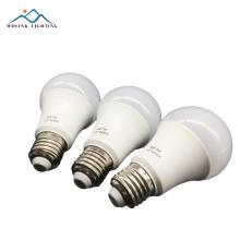 lâmpada de alumínio de alto efeito lâmpada bulbo 5WE27 LED luz