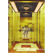 Aote High Quality Passenger Elevator with Machine Room