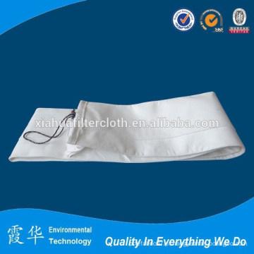 China fez saco de filtro de permeabilidade bom para filtração industrial