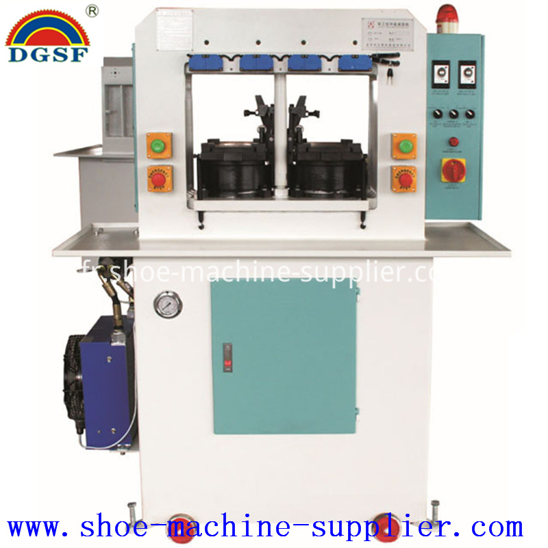 Double-Station Insole Moulding Machine