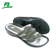 Fashion PU ladies slipper,PU ladies footwear