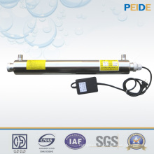 UV Light Water Treatment for Water Disinfection Purification