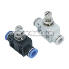 Air-Fluid JSA Flow Control Straight Connector