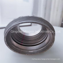 Stainless Steel Automotive Flexible Exhaust Flex Pipe SS304 Ss201