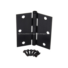 High Quality Concealed 3.5inch Rivet Head Door Hinges