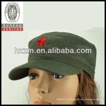 Chapeaux militaires anciens de chapeau d'armée de fatigue militaire