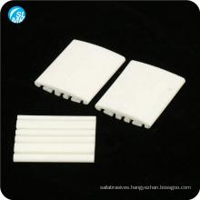 promotional high performance steatite ceramic resistor porcelain parts