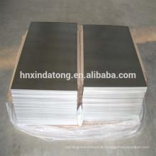 Placa de alumínio da liga 3004