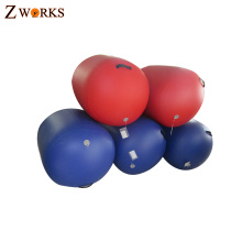 Hot selling PVC material eco-friendly material air rolls for gymnastics