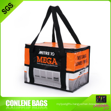 Plastic Food Cooler Bag (KLY-CB-0017)