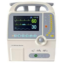 CE-Zulassung Portable Biphasic Defibrillator Monitor