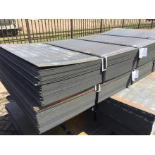 A36 SS400 plaques en acier à carreaux
