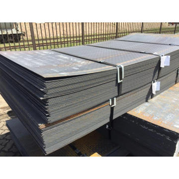 A36 SS400 Plated Steel Steel