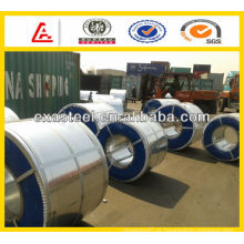 Hot Zinc Coated Steel Coil / Placa