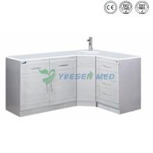 Yszh13 Hospital Corner Combination Cabinet Medical Furniture