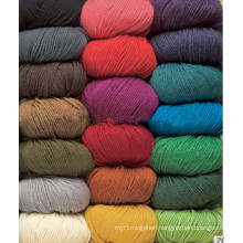 Fancy Mrino Wool and Silk Blended Yarn on Sale