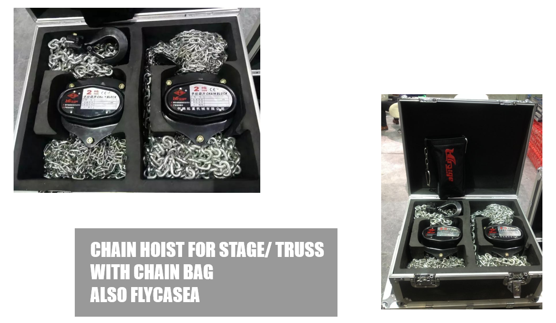 stage chain hoist