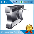 Visitor Management System RFID Access Tripod Turnstile Gate