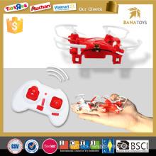 2015 Rc toy hélice de 4 ejes micro quadcopter