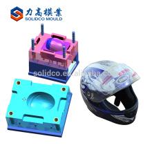 Sitios web al por mayor de China modificado para requisitos particulares del molde del casco de la bicicleta del molde del casco de seguridad de plástico