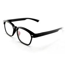 Óculos ópticos de moda com quadros removíveis e templos