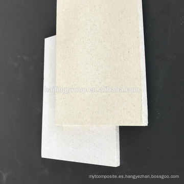 Tablero SIP Panel MGO Panel de pared exterior ignífugo de óxido de magnesio