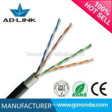 Wooden Reel 305M Cat5e Network Cable 0.5mm