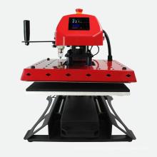 FJXHB1 Pneumatische Hitze-Presse-Maschine T-Shirt Sublimation-Drucken-Maschine