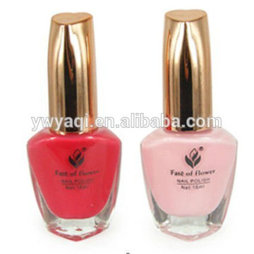 Cheap Wholesale Top Lady Make up Private Label Nail Polish