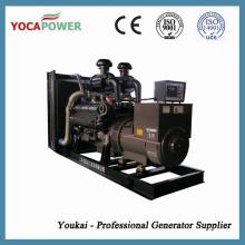 Shangchai 450kw Diesel Generator Electric Strat