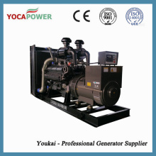 Shangchai 450kw Дизель-генератор Электрический Strat