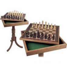 hot selling wooden international chess game table