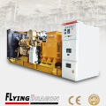 Jichai H16V190ZL engine 2500KVA 6300V High voltage Generator