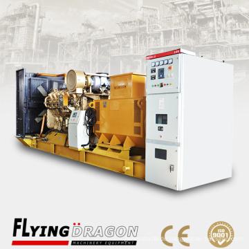 2400kw 3000kva HV Diesel Generator 6900V von Jichai H16V190ZL Motor