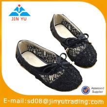Vente chaude de chaussures de ballerine pour enfants