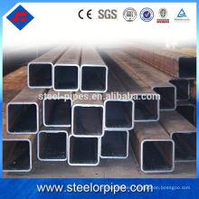 Tubo de acero cuadrado sin costuras de pared gruesa con el mejor precio
