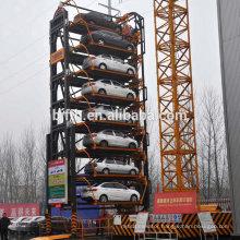 Jiuhong rotary type car parking system