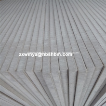 Sound&heat Insulation Fiber Cement Board With Square Edge