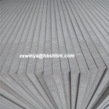 Цементно-звукоизоляционная плита с квадратной кромкой