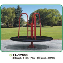 Outdoor Fitness Gym Equipment , Outdoor Playground