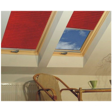 honeycomb fabric roof roller blind