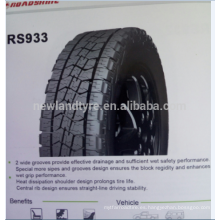 proveedores de porcelana 4wd neumáticos 285 / 75r16 camión ligero neumáticos de automóviles