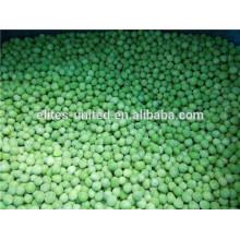 Légumes de pois verts congelés de la meilleure qualité