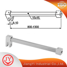 Shower Curtain Rod Glass Screen Supporting Bar