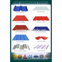 GI PPGI corrugated sheet price